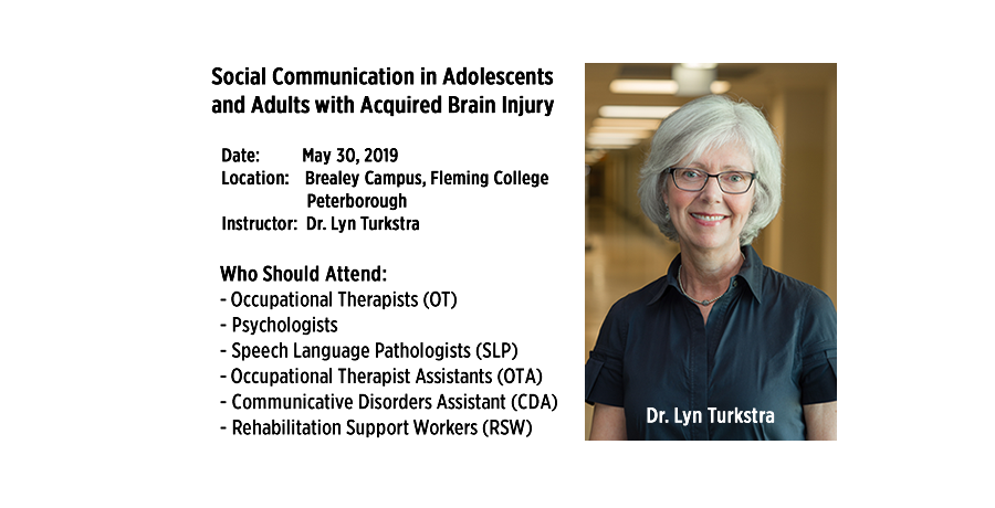 Social Communication in Adolescents and Adults with Acquired Brain Injury
